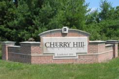 Cherry Hill Village Community Sign